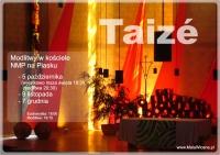Modlitwa na Piasku ze śpiewami z Taizé